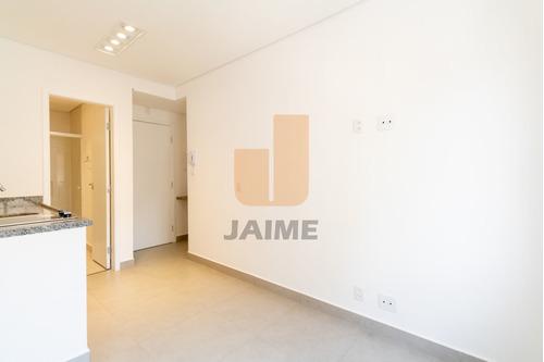 Apartamento Para Locação No Bairro Campos Elíseos Em São Paulo - Cod: Ja18289 - Ja18289
