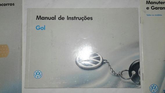 Manual Do Proprietário Gol 1000i 95 A 97