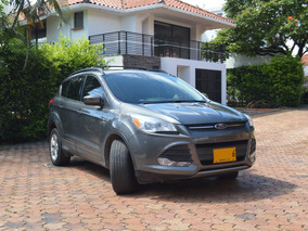 Ford Escape 4x4, Cojineria En Cuero.