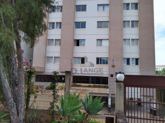 Apartamento Com 2 Dormitórios Para Alugar, 70 M² Por R$ 750/mês - Vila Industrial - Campinas/sp - Ap18421