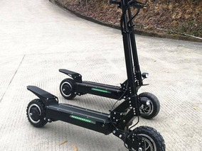 Flj 3200w/60v Two Wheel 11in. Folding Off Road Electric