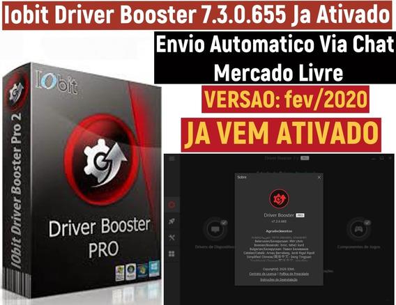 Iobit Driver Booster Pro 7.3.0.665 Portugues (br)