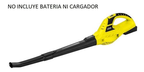 Imagen 1 de 6 de Soplador Inalambrico Bateria Ion Litio 18v 2 Veloc Barovo