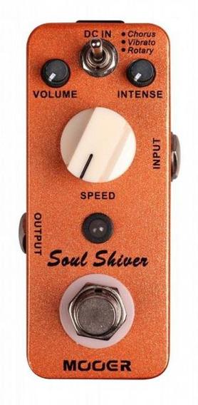 Pedal Para Guitarra Mooer Soul Shiver