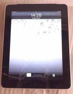 iPad 1ra Generación 64 Gb (con Ranura Para Sim 3g)