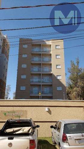 Apartamento  Residencial Para Locação, Parque Morumbi, Votorantim. - Ap0417
