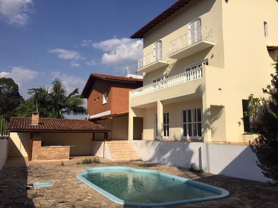 Casa Com 4 Dorms.sala Para 3 Ambientes Piscina. Fl14