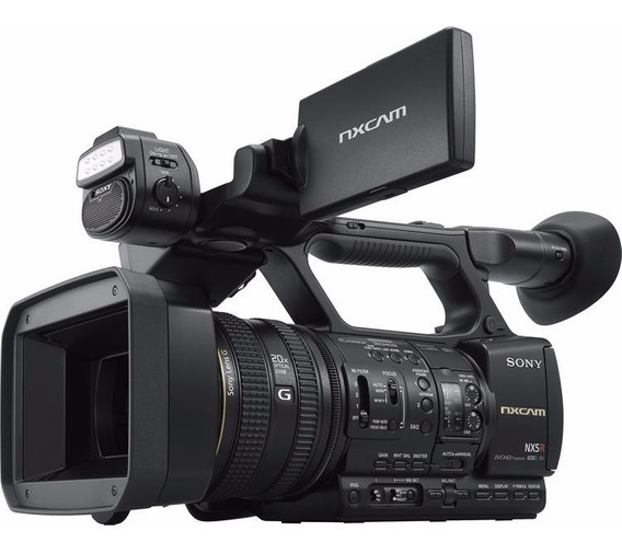 Camera Sony Hxr-nx5r