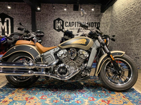 Capital Moto México Indian Scout Reestrenala