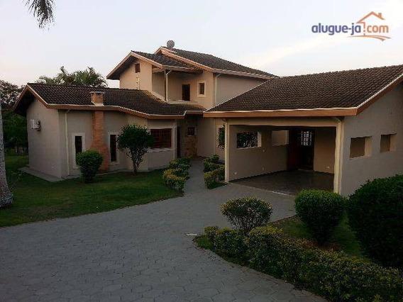 Chácara Com 3 Dormitórios À Venda, 2500 M² Por R$ 1.400.000,00 - Chácaras Cataguá - Taubaté/sp - Ch0007