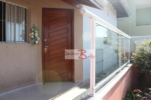 Casa Com 3 Dormitórios À Venda, 120 M² Por R$ 477.000,00 - Loteamento Itatiba Park - Itatiba/sp - Ca1215