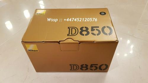 Imagen 1 de 8 de Nikon D850 Dslr Camera Body