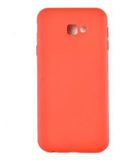 Funda Silicona Motorola One Action Liquid Silicone Case