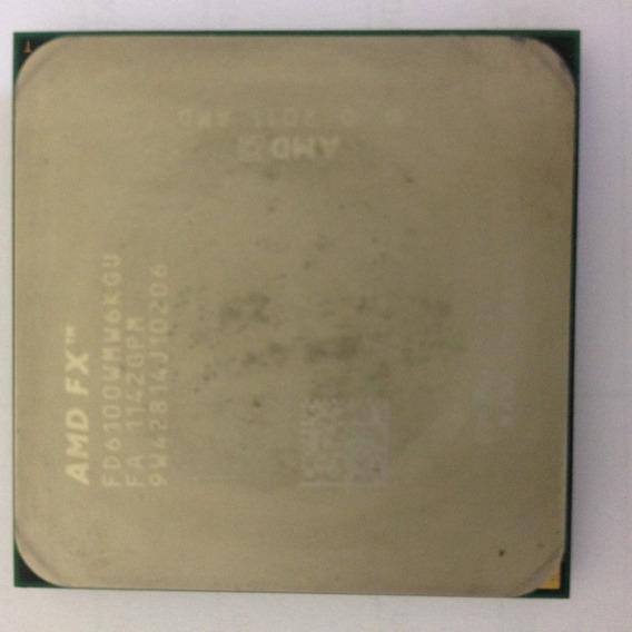Processador Am3+ Fx6100
