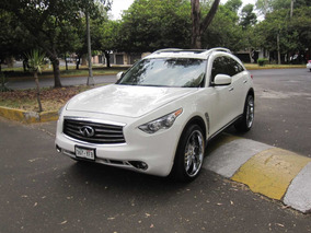 Infiniti Qx70 2012 Factura Agencia Impecable