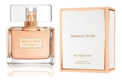Dahlia Divin Givenchy Edt 50ml Original  En Cuotas