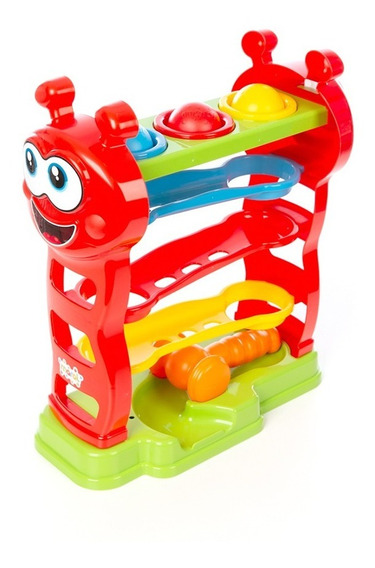 Brinquedo Didático Educativo Bebe Baby Péia Maral + 6 Meses