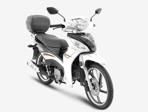 Haojue Nex 115 Fi - Diogo