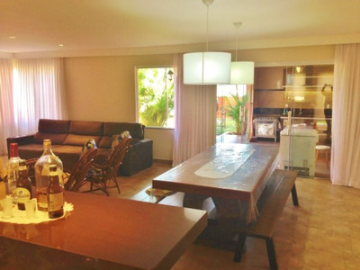 Casa Em Praia De Santa Mônica, Guarapari/es De 390m² 5 Quartos À Venda Por R$ 940.000,00 - Ca72637