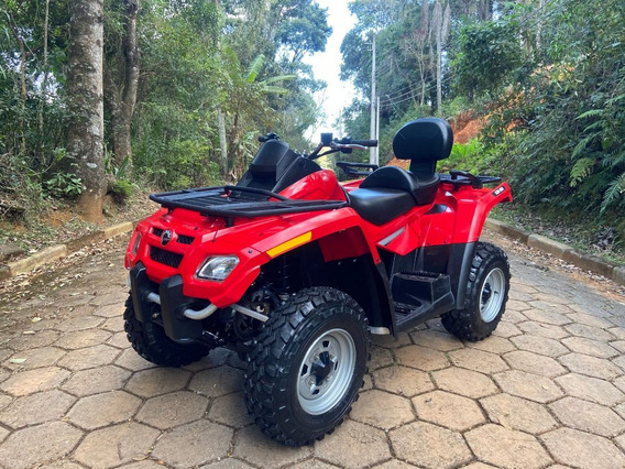Quadriciclo Can Am 650 Max 4x4 2008 ( 210 Horas )