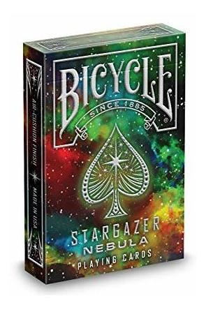 Bicicleta Premium Stargazer Colección Jugando Cartas