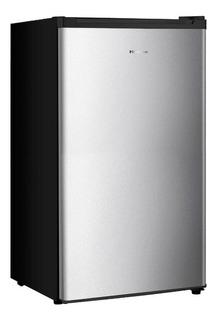 Refrigerador minibar Hisense RR33D6ALX silver 110V