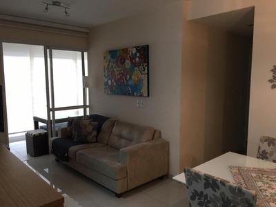 Apartamento Em Chácara Santo Antônio, São Paulo/sp De 65m² 2 Quartos À Venda Por R$ 560.000,00 - Ap192986