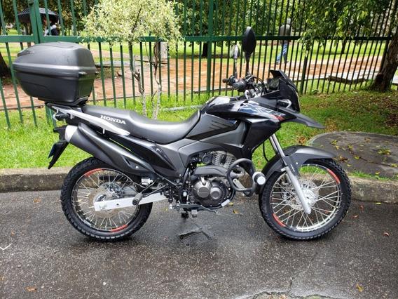 Honda Xre 190 Negra Doble Proposito