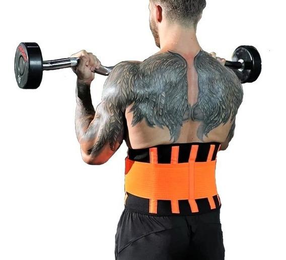 Faja Gym Crossfit Doble Compresion