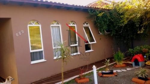 Casa Térrea Com 2 Quartos - 128784-v