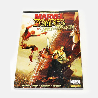Marvel Zombies Vs Army Of Drakness Monster Edition
