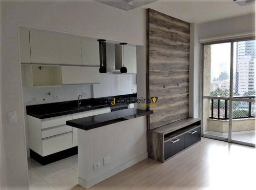 Apartamento Com 2 Dormitórios À Venda, 70 M² Por R$ 860.000,00 - Campo Belo - São Paulo/sp - Ap15907