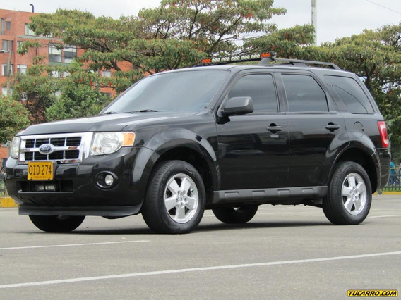 Ford Escape Xlt At 3000cc Aa Ab