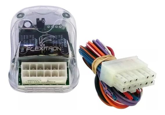 Central Vidro Eletrico Celta 2 Portas Flexitron Fdx22 Fx22