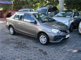 Toyota Etios 1.5 Xs 16v Flex 4p Automático