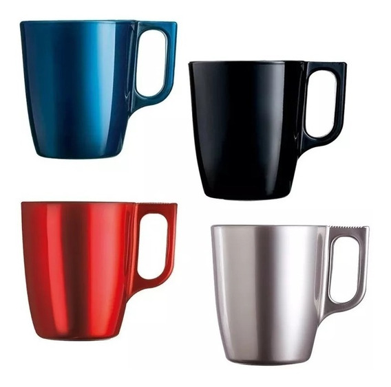 Taza Jarro Flashy 250 Cc Luminarc