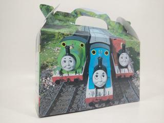 El Tren Thomas Y Sus Amigos - Pack X30 Valijitas