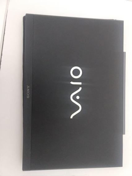 Notebook Sony Vaio - Modelo - Vpcsb15gb