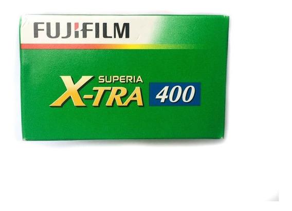 Filme Fotográfico Fujifilm Superia 36 Poses Iso 400 X-tra