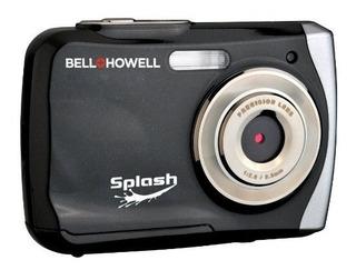Bell Howell Wp7 16 Mp Cámara Digital Resistente Al Agua Con