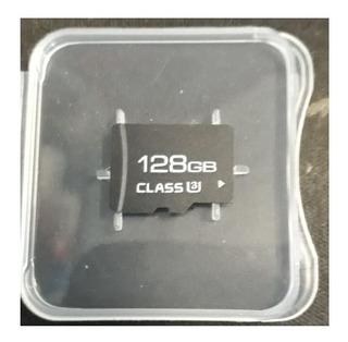 Memoria Micro Sd 128gb Clase U3 Alta Vel. Apta P / Gopro
