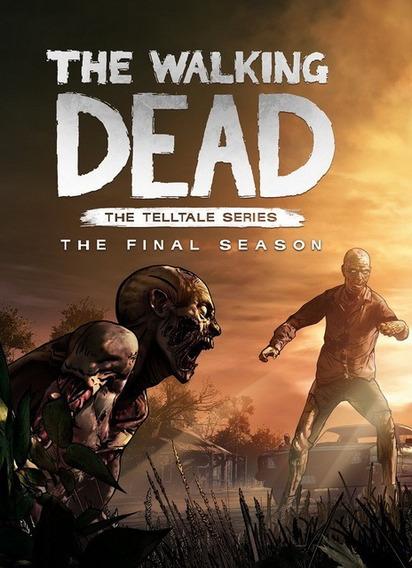 The Walking Dead Final Season Pc (midia Fisica)
