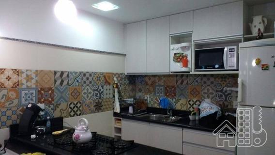 Cobertura Residencial À Venda, Maria Paula, São Gonçalo. - Co0114