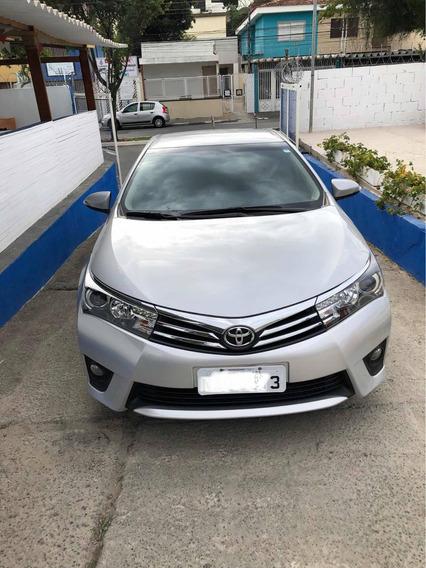 Toyota Corolla 2.0 16v Altis Flex Multi-drive S 4p 2017