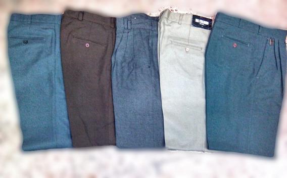 Tres Pantalones De Vestir Talle 38 Nuevos. Solo 38