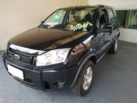 Ford Ecosport 2009 2.0 Xlt 4wd 5p