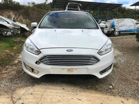 Sucata Ford Focus Titanium 2016 2.0 Power Shift Rs Peças