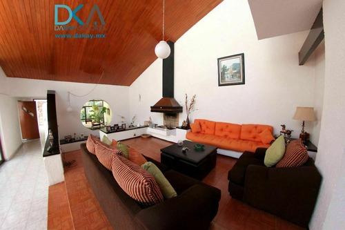 Comoda Casa En Venta O Renta En Bosques De Tetlameya Coyoaca
