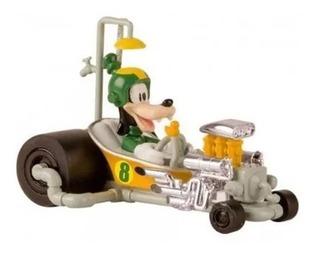 Mickey Aventuras Sobre Ruedas Mini Vehiculo 8cm Unidad
