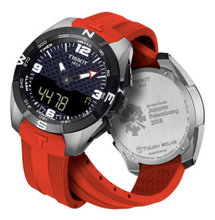 Reloj Tissot T-touch Expert Solar Asian Games Edition